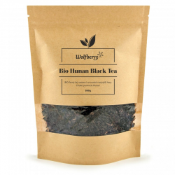 Hunan black tea Wolfberry BIO 100 g