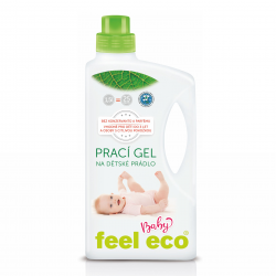 Prací gél Baby 1,5 l Feel Eco