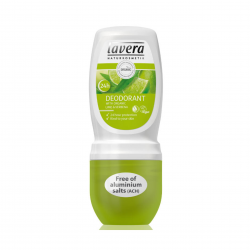 Jemný roll-on BIO Verbena BIO Limetka 50 ml Lavera*