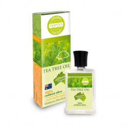 Tea tree oil - rastlinná silica 10 ml Topvet